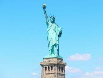 NYC Bus and Attractions Package - Statue of Liberty