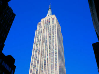 Presidents Day in NYC - Empire-State-Building