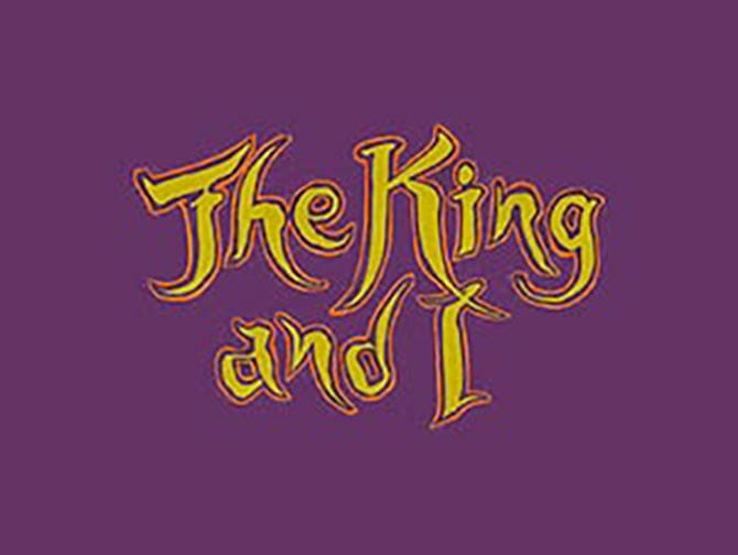 The King and I on Broadway