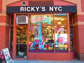 Make-up in New York - Rickys NYC