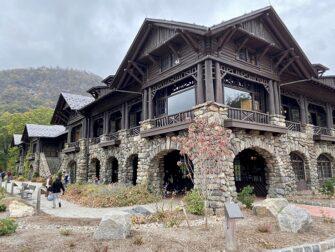 Daytrip to Bear Mountain in New York Bear Mountain Inn