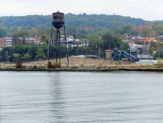 Daytrip to Bear Mountain in New York Water Tower