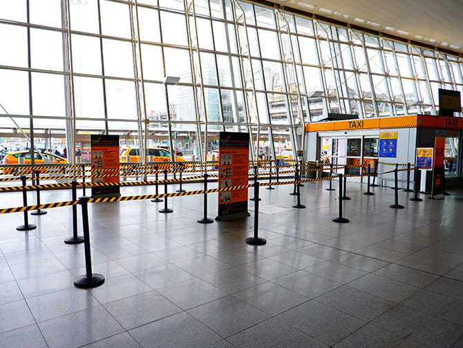 JFK Airport to Long Island City Transfer 1