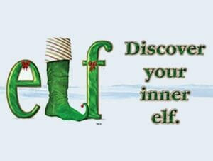 Elf the Christmas Musical Tickets
