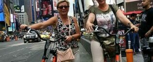 Manhattan Bike Tour in New York