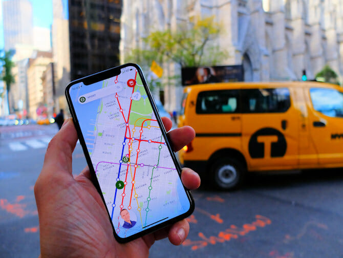 Mobile Internet and Calling on Mobile Phone in New York
