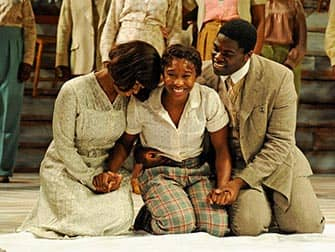 The Color Purple on Broadway - Cast