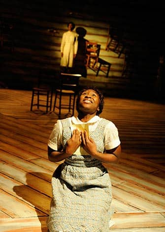 The Color Purple on Broadway - The musical