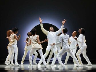 Alvin Ailey in New York tickets - Dance Group