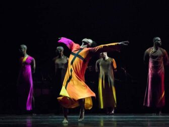 Alvin Ailey in New York tickets - Dance