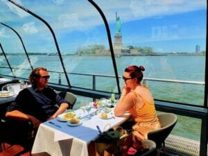 Bateaux Lunch Cruise in New York