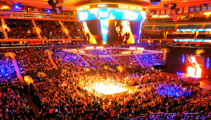 WWE Wrestling Tickets in New York Competitors