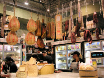 Chinatown and Little Italy Food Tour - Italian Cheeses