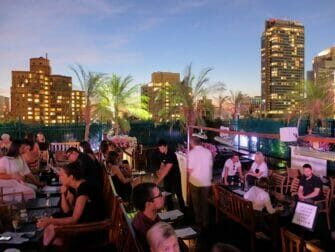 Rooftop Bar Tour in New York - 230 Fifth