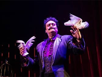 The Illusionists on Broadway Tickets way - doves