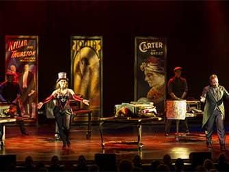 The Illusionists on Broadway Tickets way - Magic Tricks