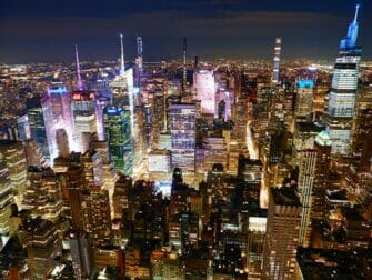 Best Views in New York - Empire State Building