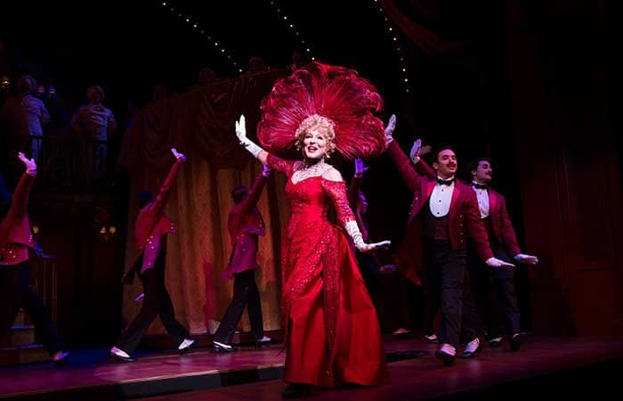 Hello Dolly Broadway Tickets - Dolly