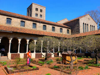 The Met Cloisters in New York - Garden