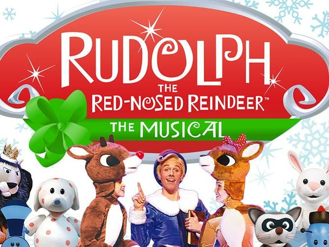 Rudolph the Christmas Musical tickets