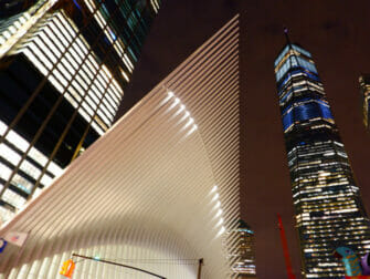 World Trade Center Transportation Hub - Oculus Exterior