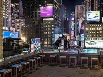 Novotel Times Square - Rooftop Terrace