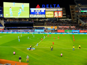 New York on a Budget - Soccer