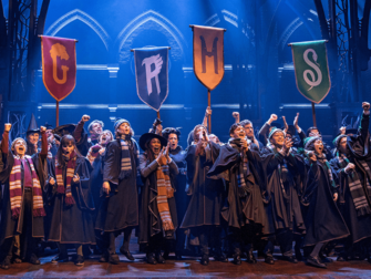 Harry Potter and the Cursed Child on Broadway Tickets At Hogwarts