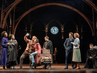 Harry Potter and the Cursed Child on Broadway Tickets The New Generation