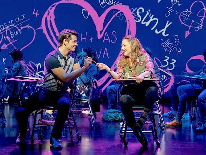 Mean Girls on Broadway Tickets - Romance