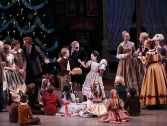 The Nutcracker in New York tickets Family Gathering