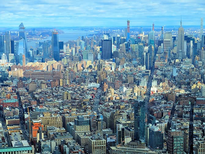 New York Sightseeing Day Pass - One World Observatory View