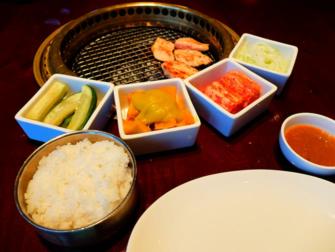 Restaurants in New York - Food at GAONNURI
