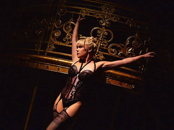 Moulin Rouge! The Musical on Broadway Tickets - Satine