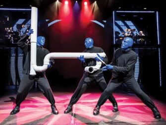 Broadway Musicals for Kids Blue Man Group