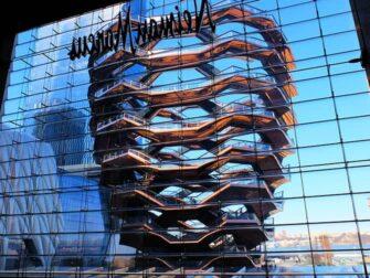 Hudson Yards in New York Vessel