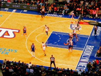 Schedule Sports Games in New York Brooklyn Nets