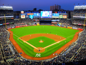 Schedule Sports Games in New York NY Yankees
