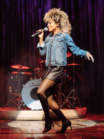 The Tina Turner Musical on Broadway Tickets Iconic Look
