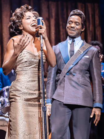 The Tina Turner Musical on Broadway Tickets Tina and Ike