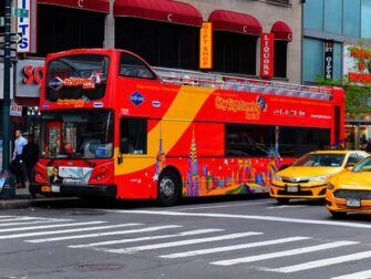 Difference between New York Sightseeing Flex Pass and Sightseeing Day Pass Hop on Hop off Bus