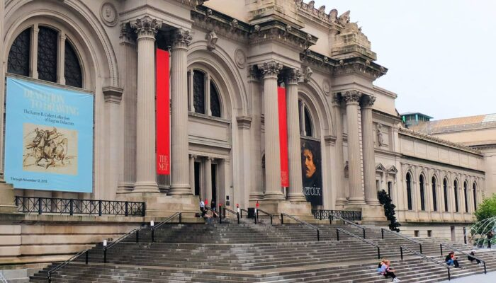 Difference between New York Sightseeing Flex Pass and Sightseeing Day Pass The Met