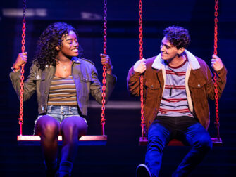 Jagged Little Pill on Broadway Tickets - On a Swing