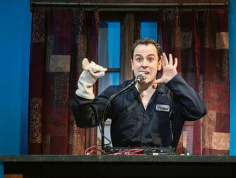 Mrs Doubtfire on Broadway Tickets - Daniel