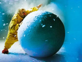 Christmas Shows in New York Slavas Snowshow