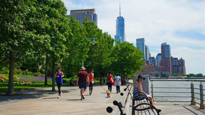 Hudson River Park Zoom