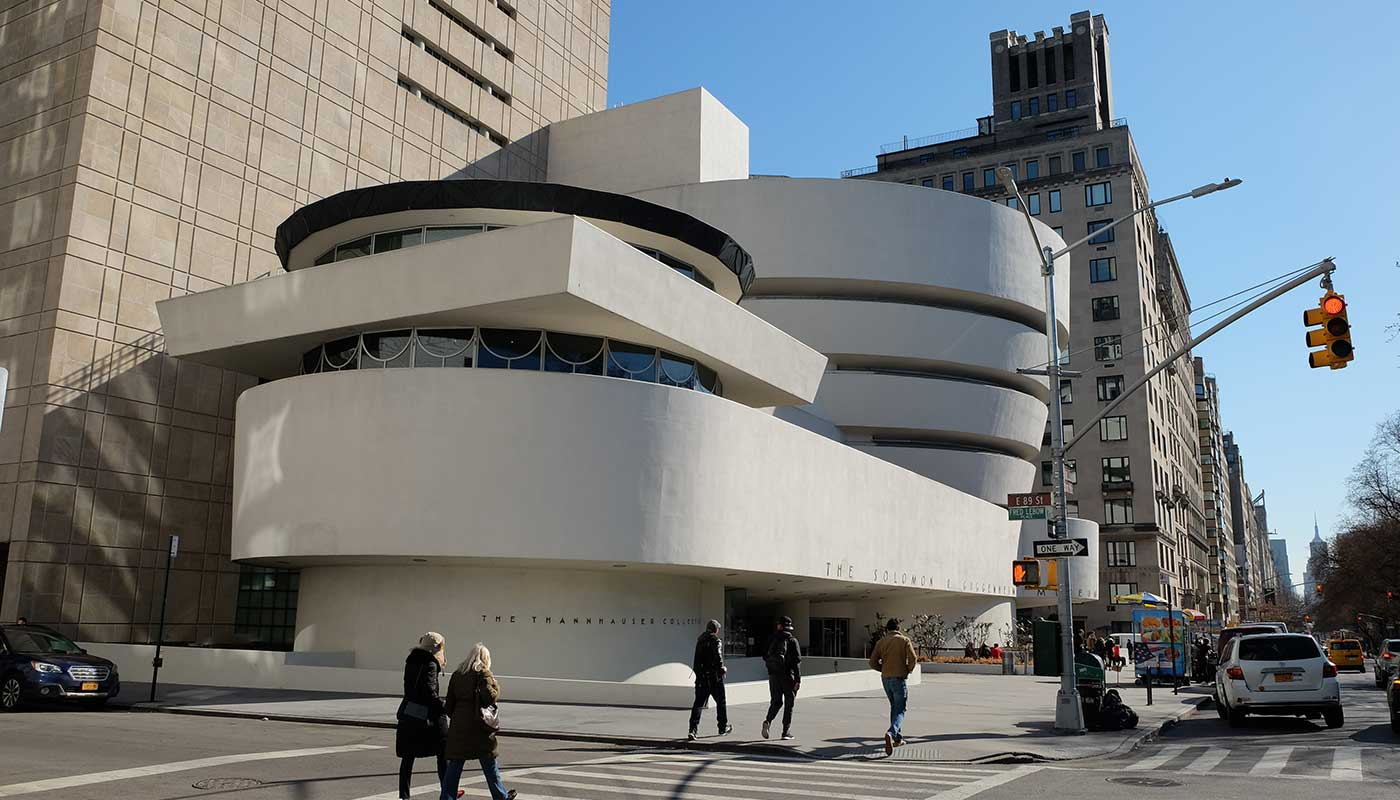 Top New York Museums Guggenheim