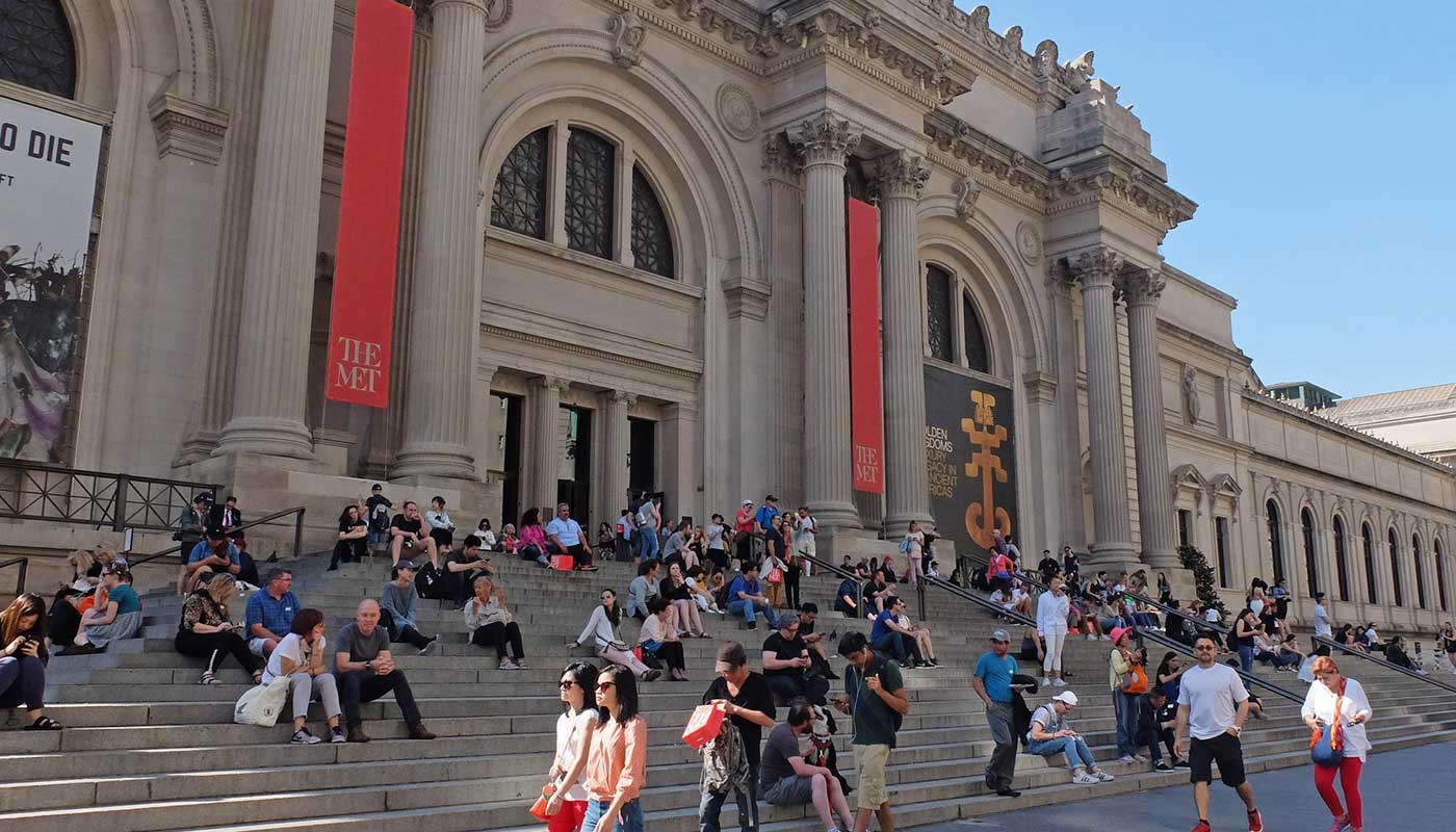 Top New York Museums The MET Metropolitan Museum