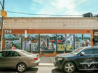 The Bronx - Graffiti