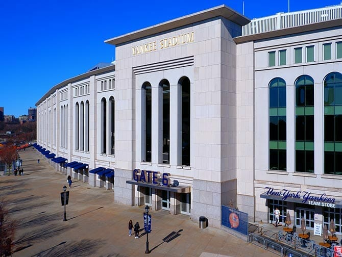 The Bronx in New York